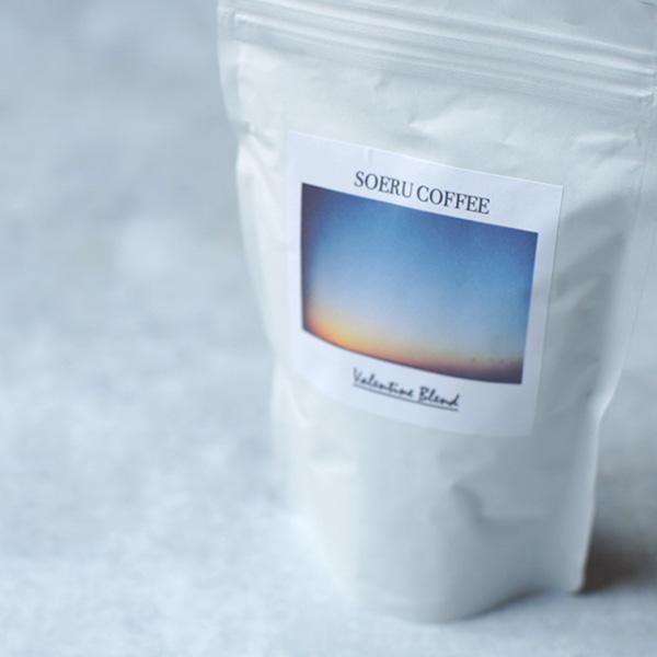 SOERU COFFEE バレンタインブレンド