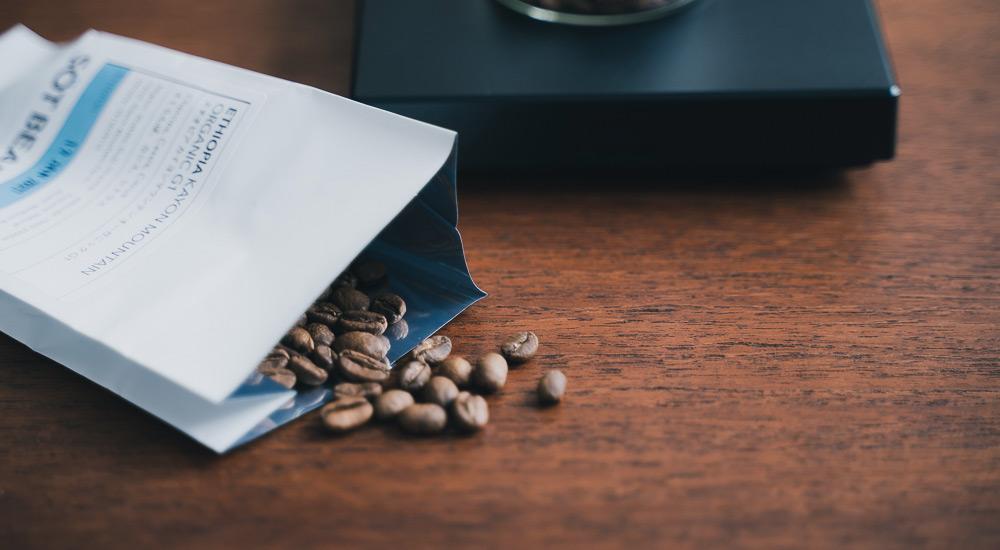 SOT COFFEE ROASTER エチオピア カイヨンマウンテン