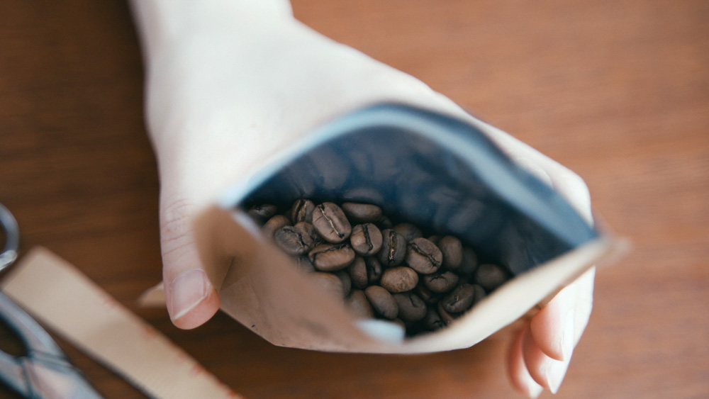 STANDART JAPAN #12 コーヒー豆(THE BARN)