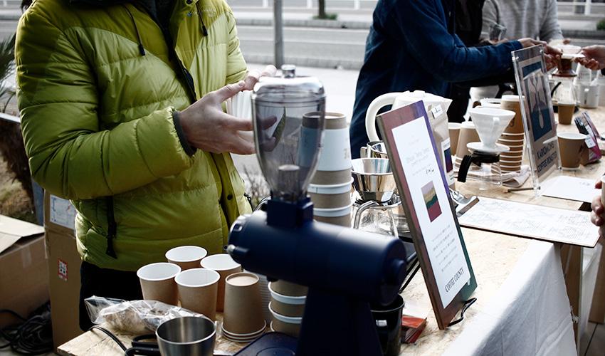 COFFEE & PEOPLE
