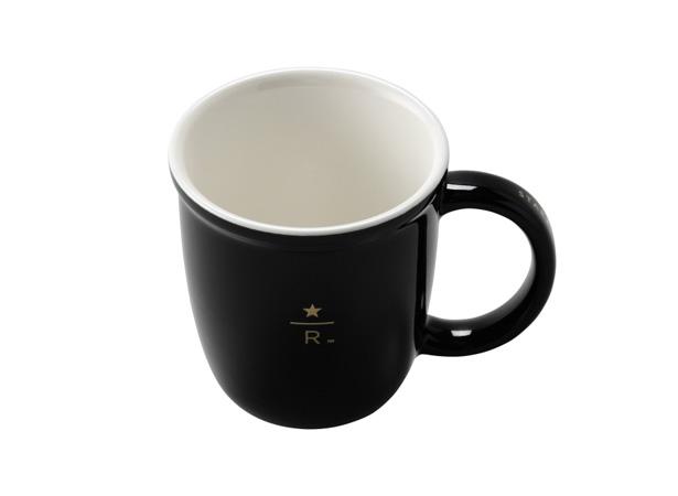 スターバックス リザーブ®のロゴがデザインされたデミタスカップのセット