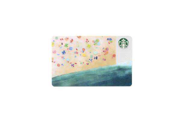 スターバックス カード ビーチ