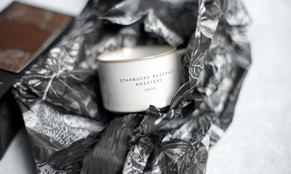 STARBUCKS RESERVE® ROASTERY TOKYO コーヒーカップ ホワイト
