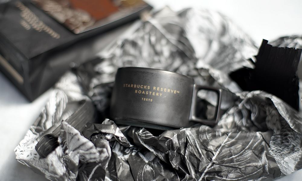 STARBUCKS RESERVE® ROASTERY TOKYO コーヒーカップ ブラック