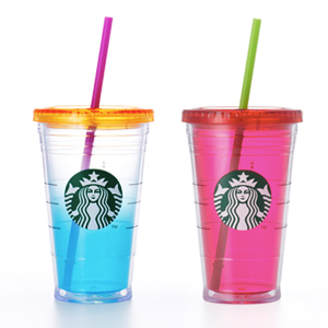 スターバックスコーヒー 2014年5月発売のタンブラー&グッズ