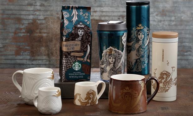 アニバーサリーシリーズ登場  2015年9月発売のスターバックスコーヒーのタンブラー&グッズ