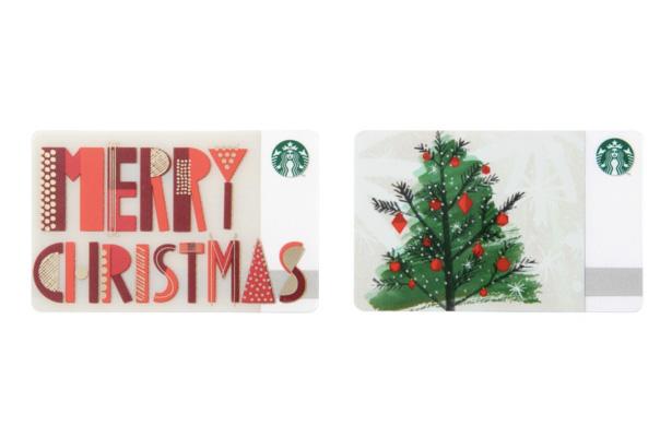 スターバックス カード メリークリスマス・ ツリー