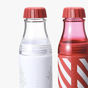 今年はサニーボトルも登場!  2015年11月発売、スタバのクリスマスタンブラー&グッズ
