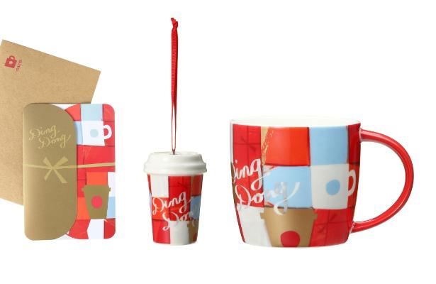 スターバックスコーヒー、2016年11月クリスマスのタンブラー&グッズ