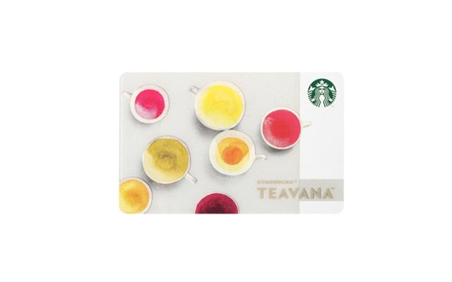 スターバックス カード Teavana™