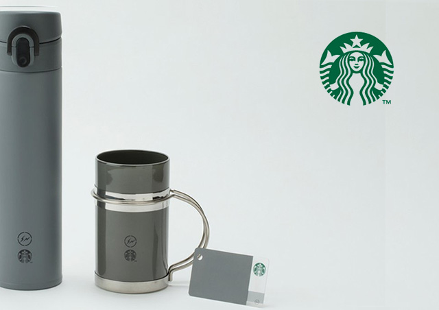 藤原ヒロシ Fragment Design × STARBUCKS