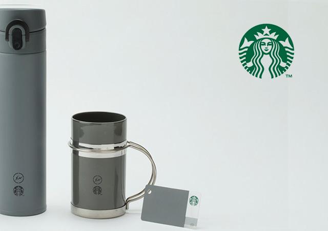 藤原ヒロシ Fragment Design × STARBUCKS