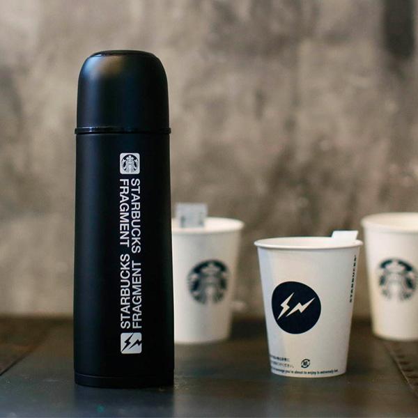 【スターバックス × フラグメントデザイン】ステンレスボトルが登場! 今回は事前抽選でのみ購入が可能に。