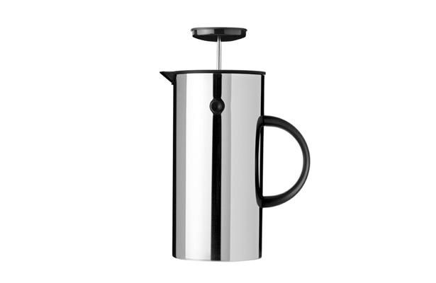 ステルトン CLASSIC プレスコーヒーメーカー ステンレス