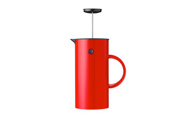 ステルトン CLASSIC プレスコーヒーメーカー レッド