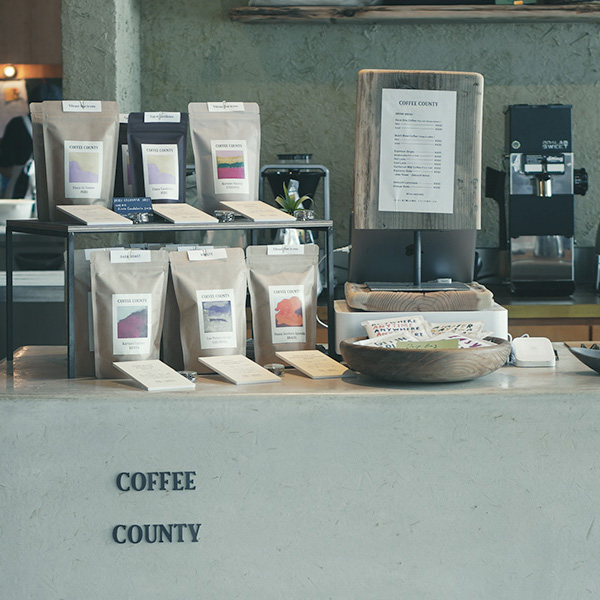 STOCK(COFFEE COUNTY × パンストック)