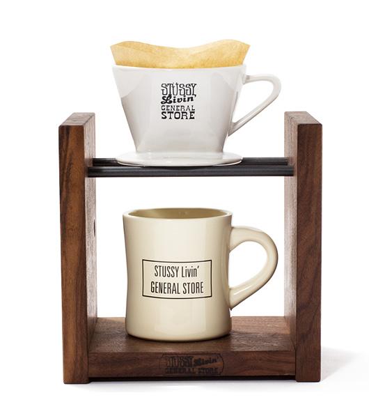 STUSSY Livin' GENERAL STOREの コーヒードリップスタンド