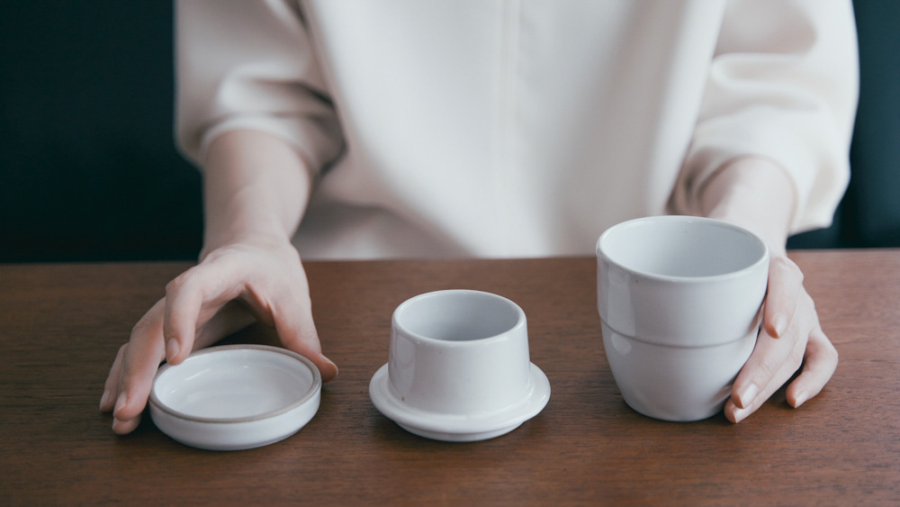 陶器のネルドリッパー soupir -スピール-