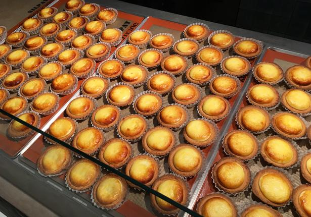 BAKE CHEESE TART 福岡天神地下街店