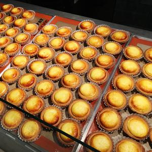 焼きたてチーズタルト専門店『BAKE CHEESE TART』のチーズタルト