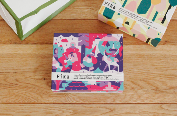 FIKA(フィーカ)2015クリスマスパッケージ