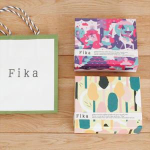 新宿伊勢丹限定の北欧菓子『Fika』のドロンマルとハッロングロットル、2015クリスマス限定パッケージも。