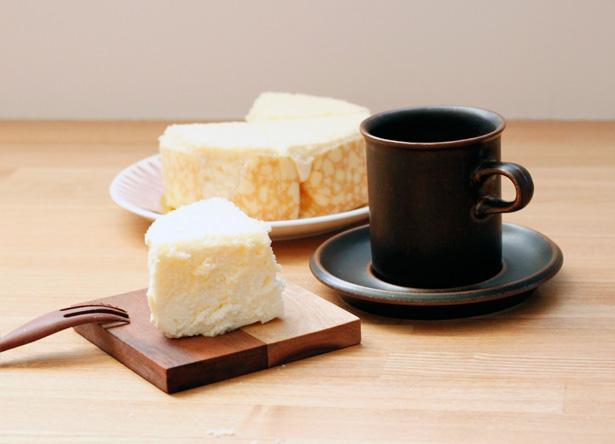 東京ミルクチーズ工場のミルクチーズケーキ