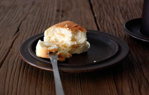 懐かしく素朴でほっこり、てつおじさんのチーズケーキ