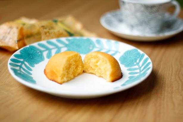 マヌカンピスの有機レモンケーキ