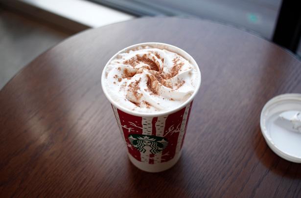 STARBUCKS COFFEE(スターバックスコーヒー) ジンジャーブレッドラテ