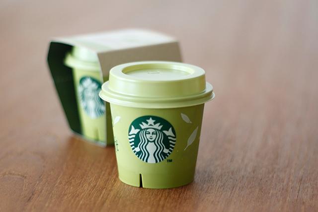 スターバックスコーヒー抹茶プリン