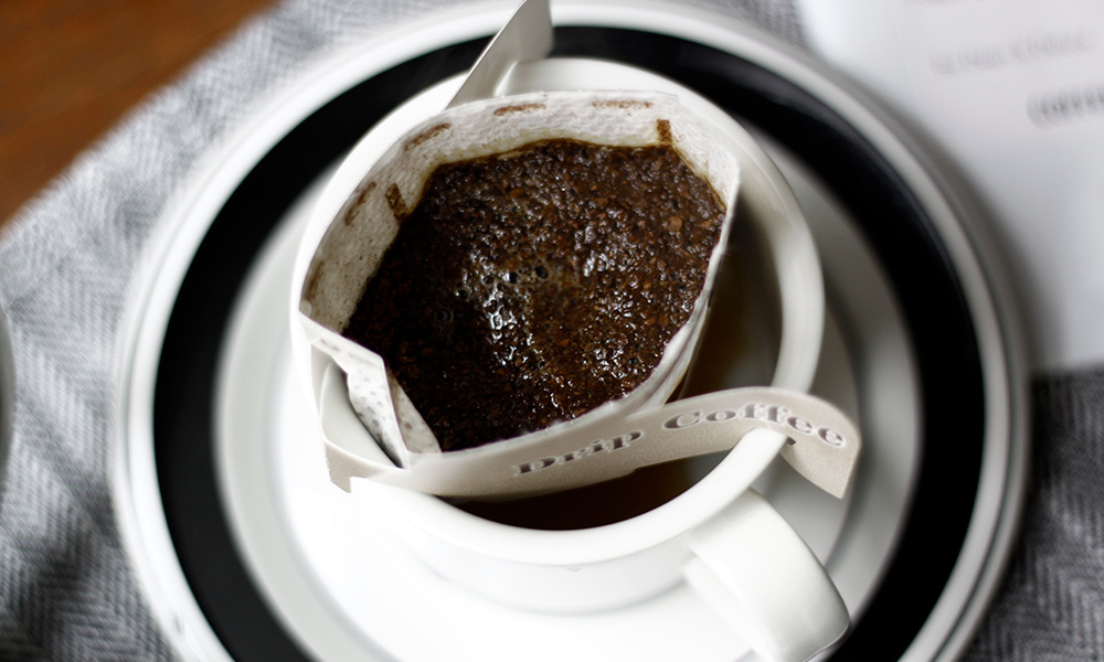 DEAN & DELUCA × COFFEE COUNTY ドリップバッグコーヒー