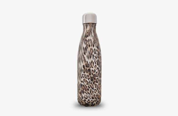 S'well Bottle(スウェルボトル)KHAKI CHEETAH(カーキチーター)