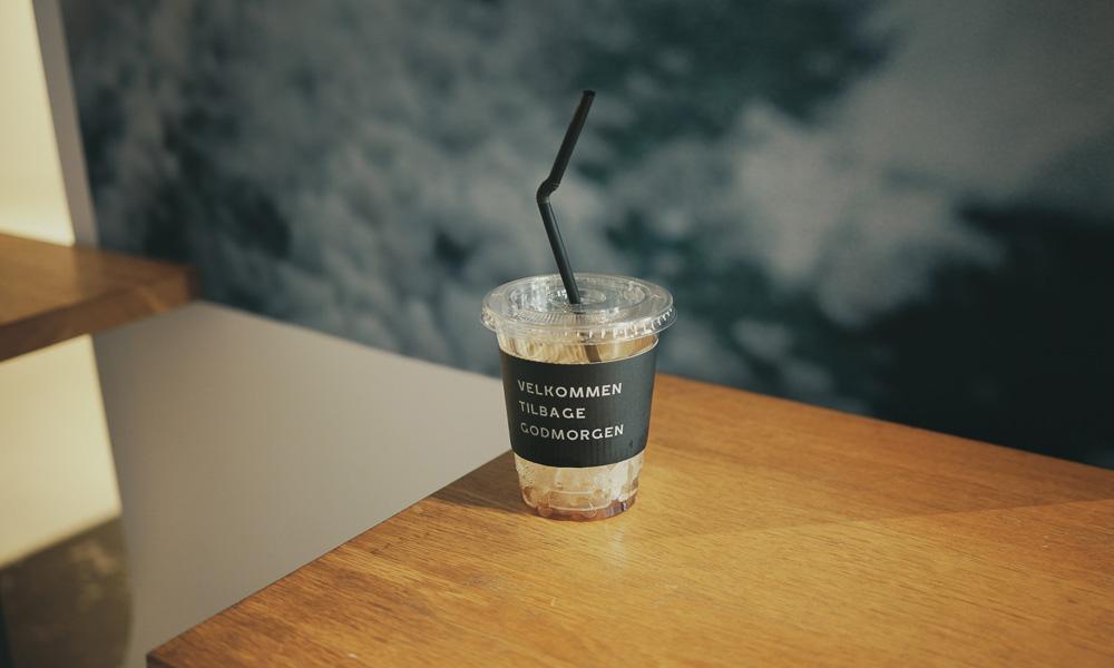 TAGSTA ESPRESSO STAND&GALLERY アイスコーヒー