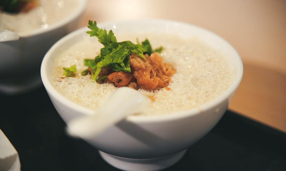 阜杭豆漿 鹹豆漿