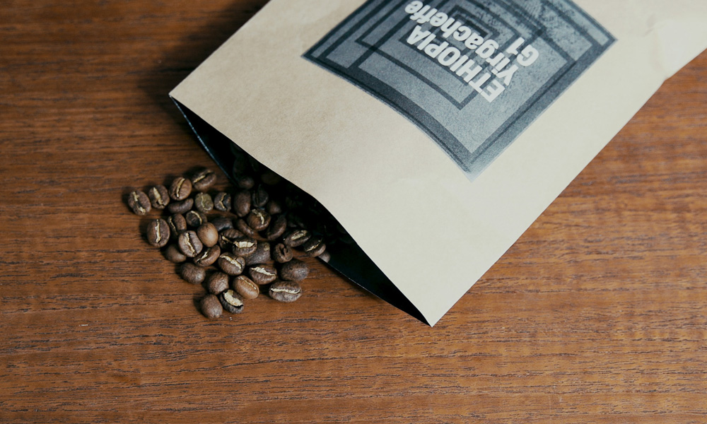 TAKAMURA COFFEE ROASTERS  エチオピア『イルガチェフェG1』