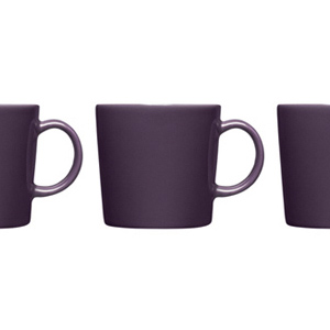 iittala(イッタラ)ティーマのマグカップに限定色『ダークライラック』が登場!
