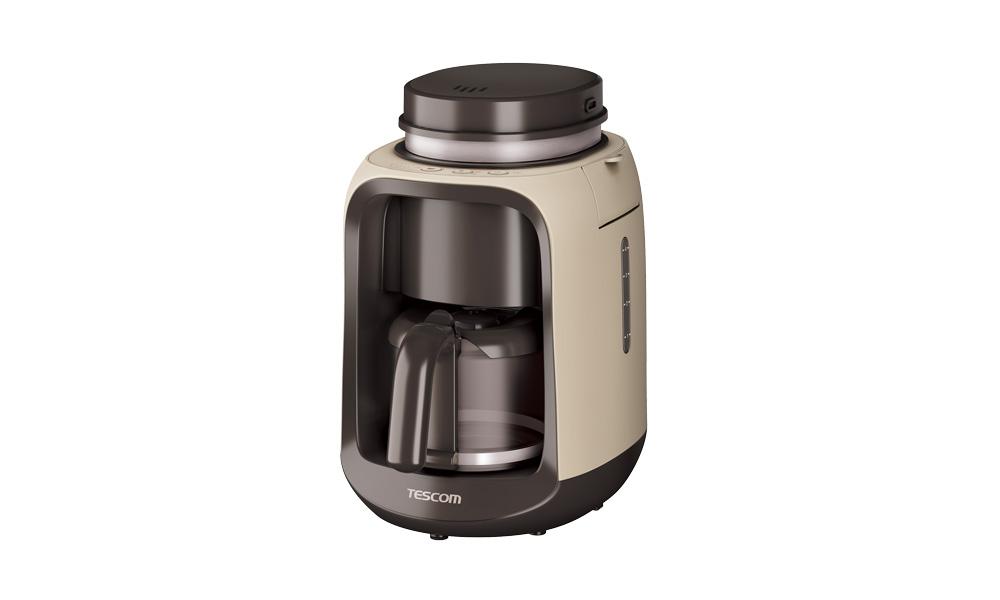 TESCOM(テスコム) 全自動コーヒーメーカー TCM501