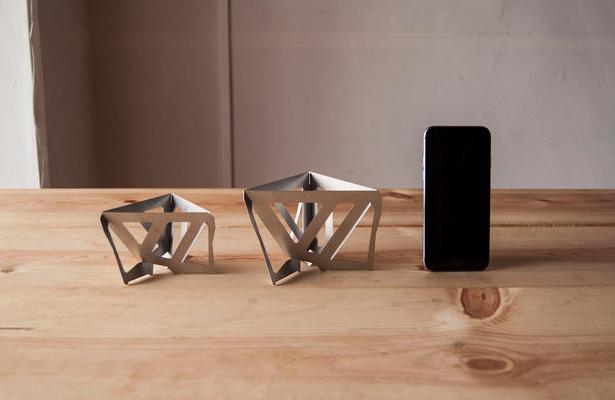 携帯用のドリッパー『Tetra Drip』