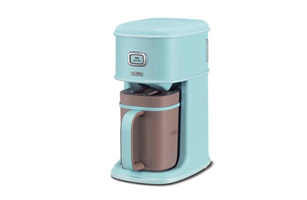 サーモス アイスコーヒーメーカー『ECI-660』ミントブルー(MBL)