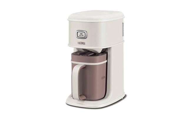 サーモス アイスコーヒーメーカー『ECI-660』バニラホワイト(VWH)