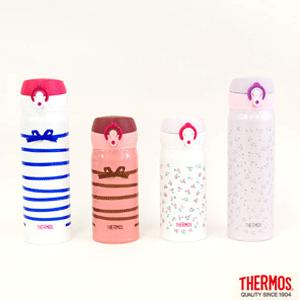 THERMOS(サーモス)× junko Suzuki 限定モデル「THERMOS PREMIUM COLLECTION」ケイタイマグ(ステンレスボトル)
