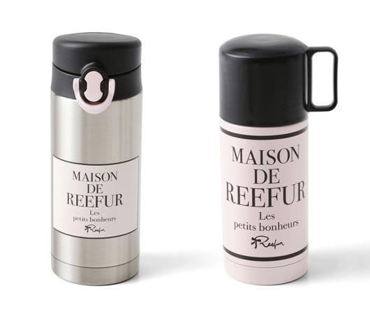 【MAISON DE REEFUR × THERMOS】サーモスとコラボしたオリジナルタンブラー