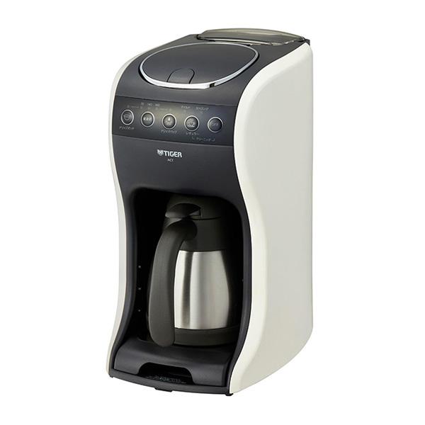 ドリップ・ドリップバッグ・ドリップポットの3WAY仕様! タイガーから新たにコーヒーメーカー ACT-E040が登場