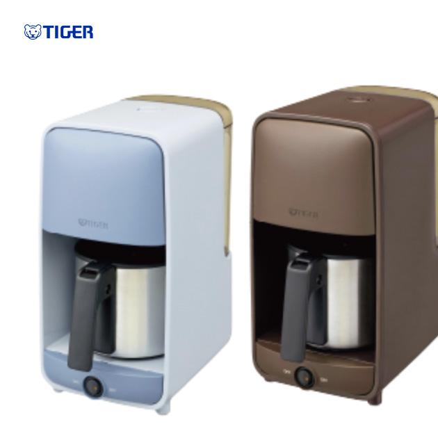 タイガーから、テイストマイスター搭載のコーヒーメーカー  『ADC-A060/B060』シリーズ発売!