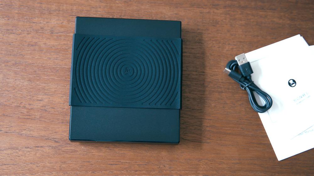 Timemore タイムモアのコーヒースケール black mirror ブラックミラー