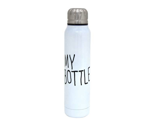 TODAY'S SPECIAL Thermo MY BOTTLE(サーモマイボトル)ホワイト