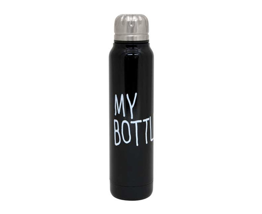 TODAY'S SPECIAL Thermo MY BOTTLE(サーモマイボトル)ブラック
