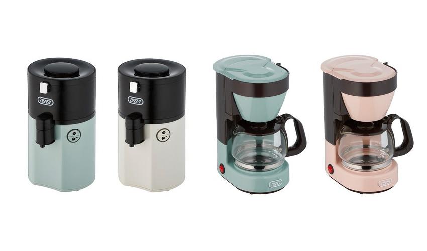 Toffy コーヒーメーカー