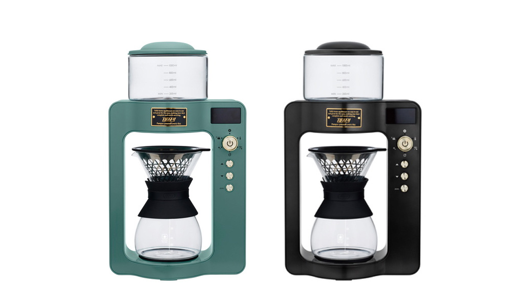 Toffy カスタムドリップコーヒーメーカー